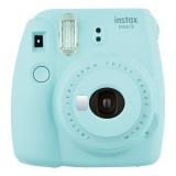 Fotoaparát Fujifilm Instax mini 9 světle modrý