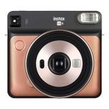 Fotoaparát Fujifilm Instax Square SQ 6, zlatá/černá