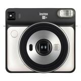 Fotoaparát Fujifilm Instax Square SQ 6, bílá/eerná