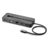 Redukce HP Spectre USB-C/VGA, HDMI, RJ45