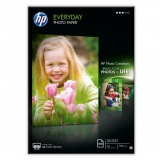 Fotopapír HP Everyday Glossy, lesklý, bílý, A4, 200 g/m2, 100 ks