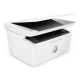Tiskárna multifunkční HP LaserJet Pro MFP M28a A4, 18str./min, 0str./min, 600 x 600, 32 MB, manuální duplex, USB - bílý