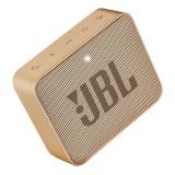 Přenosný reproduktor JBL GO 2 Champagne