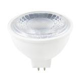 Žárovka LED McLED bodová, 5W, GU5.3, teplá bílá