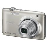 Fotoaparát Nikon Coolpix A100, stoíbrný