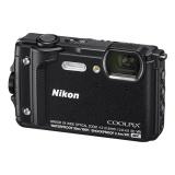 Fotoaparát Nikon Coolpix W300, Holiday Kit, černý