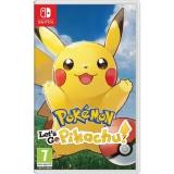 Hra Nintendo SWITCH Pokémon Let\'s Go Pikachu!