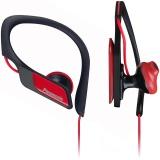 Sluchátka Panasonic RP-HS34E-R - červená