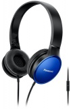 Sluchátka Panasonic RP-HF300ME-A - modrá