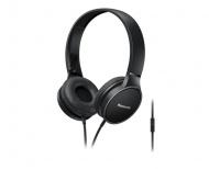 Sluchátka Panasonic RP-HF300ME-K - černá