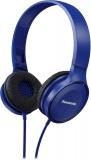 Sluchátka Panasonic RP-HF100E-A - modrá