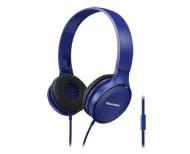 Sluchátka Panasonic RP-HF100ME-A - modrá