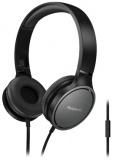 Sluchátka Panasonic RP-HF500ME-K - černá