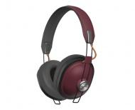 Sluchátka Panasonic RP-HTX80BE-R - červená