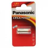 Baterie alkalická Panasonic LR1, blistr 1ks