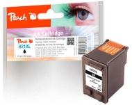 Inkoustová náplň Peach HP 21 XL,520 stran, kompatibilní - černá