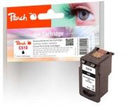 Inkoustová náplň Peach Canon PG-510, 420 stran, kompatibilní - černá