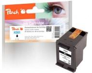 Inkoustová náplň Peach HP 301,225 stran, kompatibilní - černá