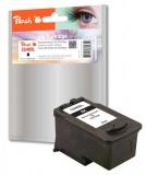 Inkoustová náplň Peach Canon PG-540XL, 680 stran, kompatibilní - černá