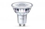 Žárovka LED Philips bodová, 4,6W, GU10, studená bílá