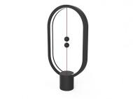 Stolní LED lampička Powercube Heng Balance Plastic Ellipse USB - černá