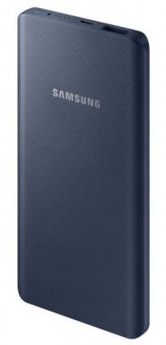 Powerbank Samsung 5000 mAh, micro USB - modrá