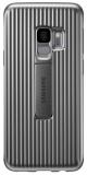 Kryt na mobil Samsung Protective Cover na Galaxy S9 (EF-RG960C) - stříbrný
