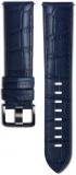 Výměnný pásek Samsung kožený pro Galaxy Watch GP-R805BR 22mm - modrý