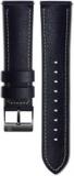 Výměnný pásek Samsung kožený pro Galaxy Watch GP-R805BR 22mm - černý