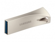 Flash USB Samsung Bar Plus 128GB USB 3.1 - stříbrný