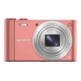 Fotoaparát Sony DSC-WX350, růžový