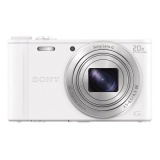 Fotoaparát Sony DSC-WX350, bílý