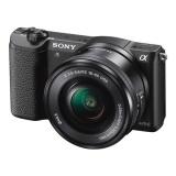 CSC fotoaparát Sony Alpha 5100 + 16-50 OSS SEL, černý