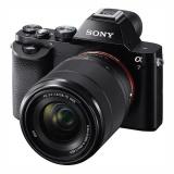 CSC fotoaparát Sony Alpha 7 + FE 28-70 OSS