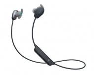 Sluchátka Sony WI-SP600NB - černá