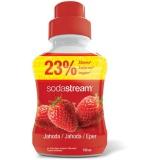 Příchuť pro perlivou vodu SodaStream  jahoda 750ml