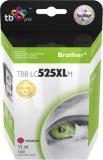 Inkoustová náplň TB LC525XLM pro tiskárny Brother DCP-J100/DCP-J105/MFC-J200 - magenta