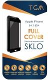 Ochranné sklo TGM Full Cover na Apple iPhone 6 Plus/ 6S Plus - černé