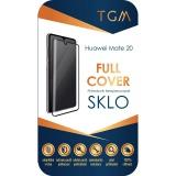 Tvrzené sklo TGM Full Cover na Huawei Mate 20 - černé