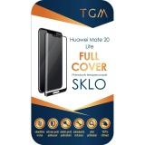 Tvrzené sklo TGM Full Cover na Huawei Mate 20 Lite - černé
