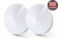 Komplexní Wi-Fi systém TP-Link Deco P7 AC1300 Hybrid Mesh WiFi system, 2 Pack 2,4 GHz 5 GHz