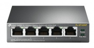 Switch TP-Link TL-SF1005P PoE, 5 port, 10/100 Mb/s