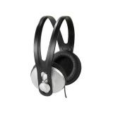 Sluchátka Vivanco SR97 - černá/bílá