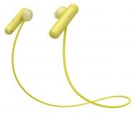 Sluchátka Sony WISP500Y - žlutá