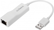 Redukce OEM USB 2.0 na RJ45