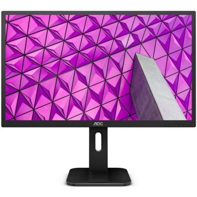 """Monitor AOC Q27P1 27"""",LED, IPS, 5ms, 1000:1, 250cd/m2, 2560 x 1440,DP,  - bílý"""