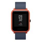 Chytré hodinky Xiaomi Amazfit Bip - červený