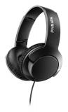 Sluchátka Philips SHL3175BK - černá