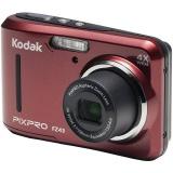 Fotoaparát Kodak Friendly zoom FZ43, červený