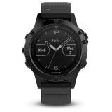 GPS hodinky Garmin Fenix 5 Sapphire - černé